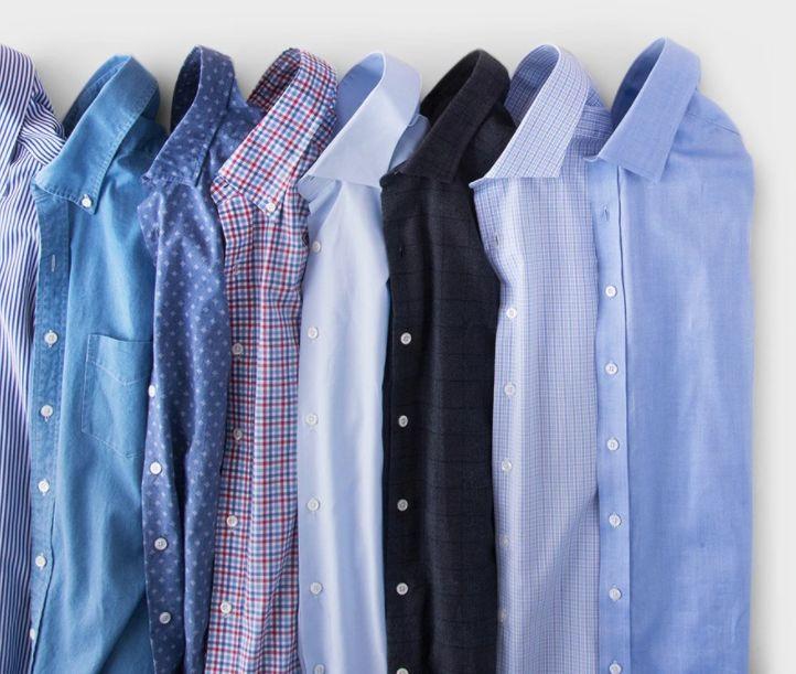 24 قاعدة تضمن تنسيق ألوان القمصان مع البناطيل للرجال