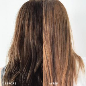 How to remove henna from hair