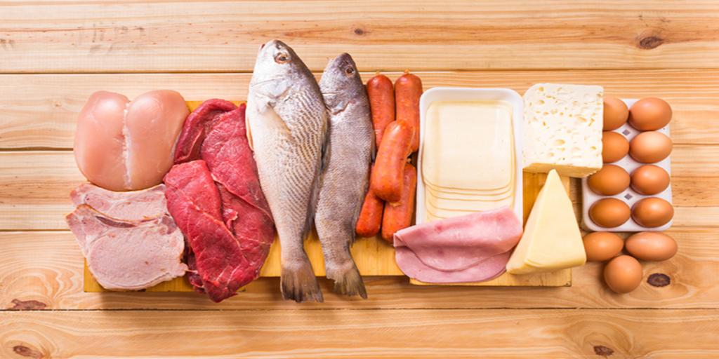 أنواع البروتين
