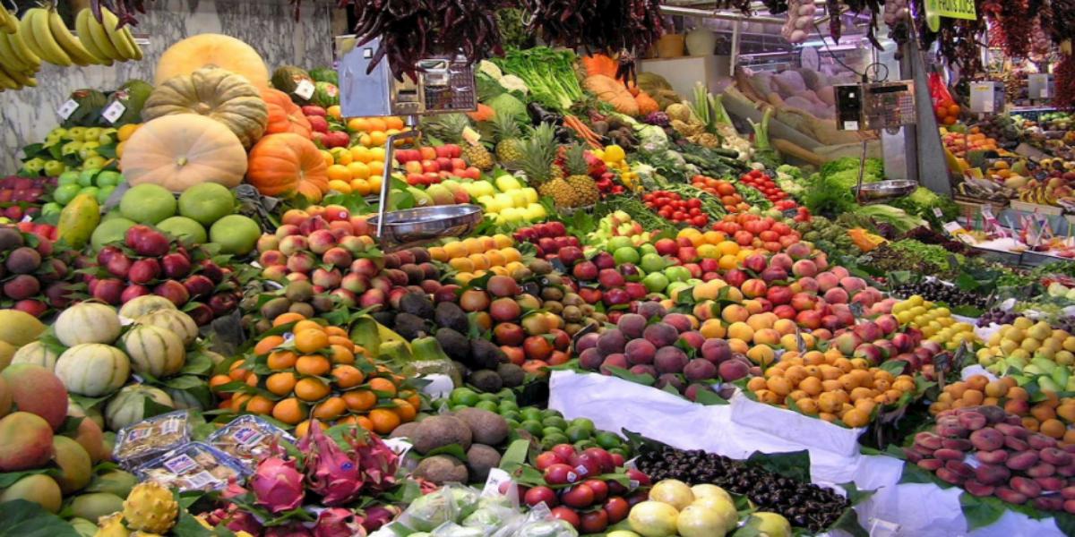 تسويق منتجات غذائية