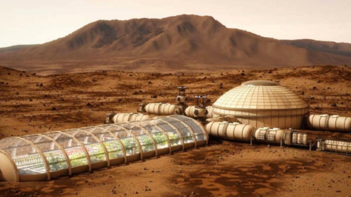 هل يمكن العيش على كوكب المريخ؟