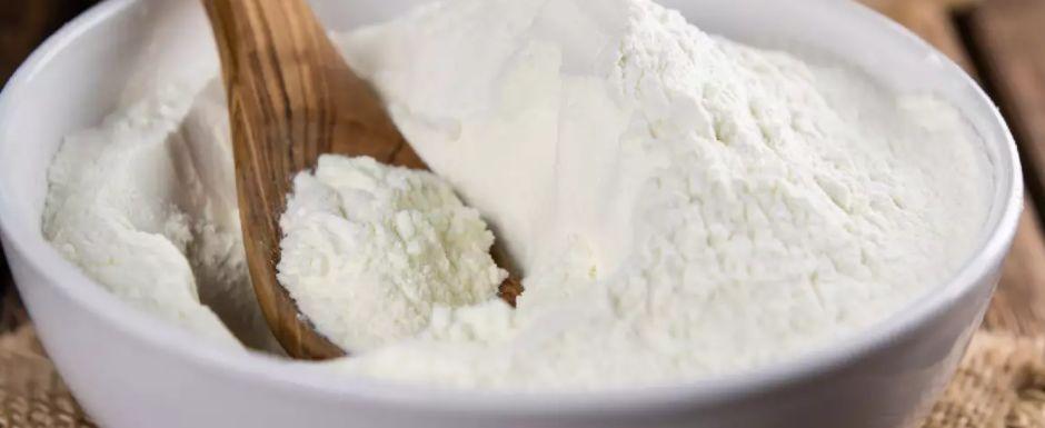1 – الحليب البودرة powder milk