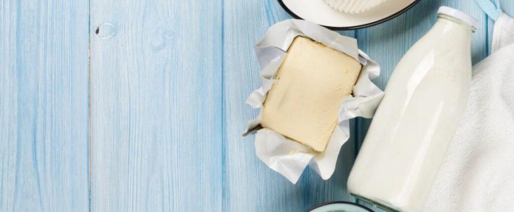 10 – الحليب والزبدة Milk and Butter