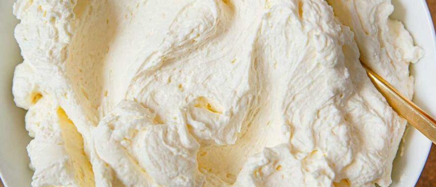 3 – الجبنة الكريمية Cream Cheese