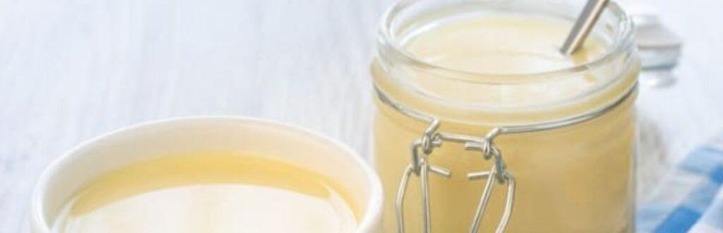 4 – الحليب المبخر أو الحليب المكثف Evaporated Milk