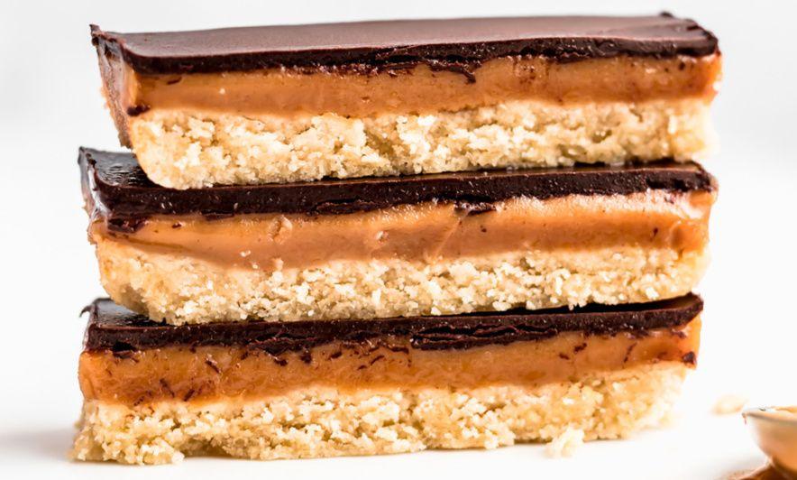 4 – تويكس زبدة الفول السوداني والشوكولا