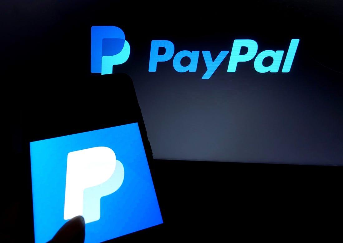 طريقة عمل حساب paypal
