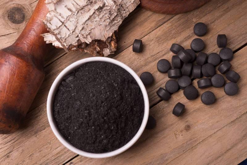 اضرار حبوب الفحم