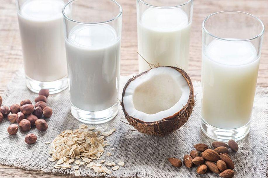الحليب في نظام الكيتو