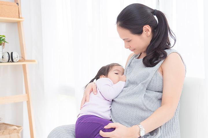 الحمل أثناء الرضاعة الطبيعية