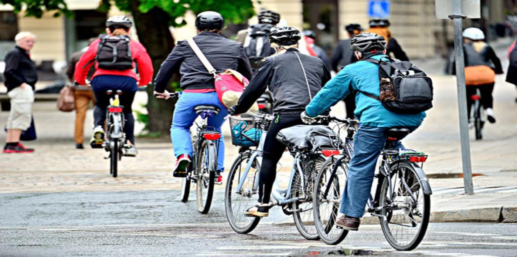 الدراجات الهوائية