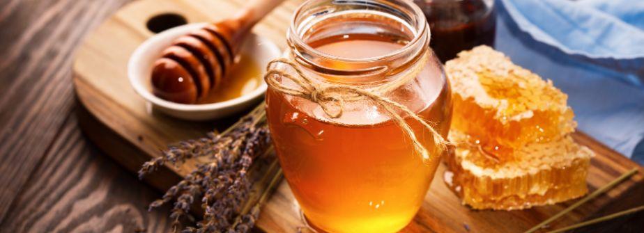 العسل للرجيم