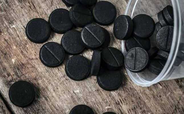 طرق استخدام حبوب الفحم