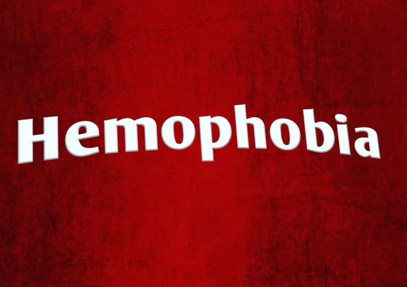 كل ما يخص الفوبيا من الدم الهيموفوبيا أو الخوف من الدم (بدون صور دم)
