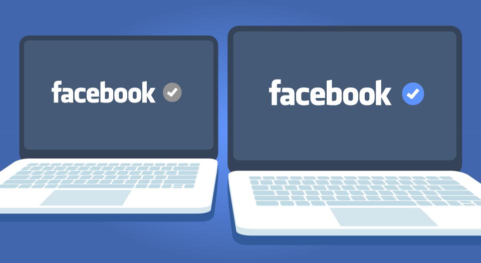 كيف يتم توثيق حساب فيس بوك