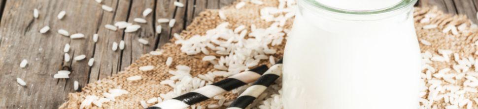 1 – حليب الأرز Rice Milk