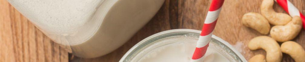3 – حليب الكاجو Cashew Milk