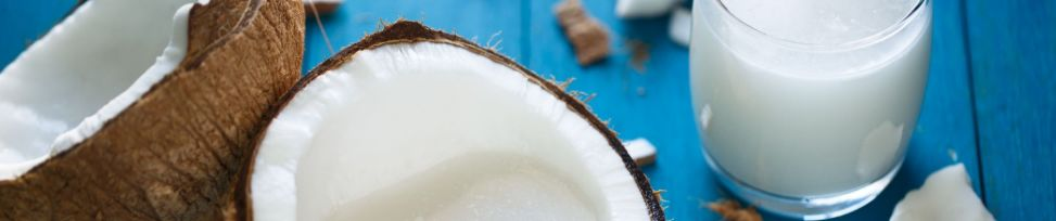 5 – حليب جوز الهند Coconut Milk