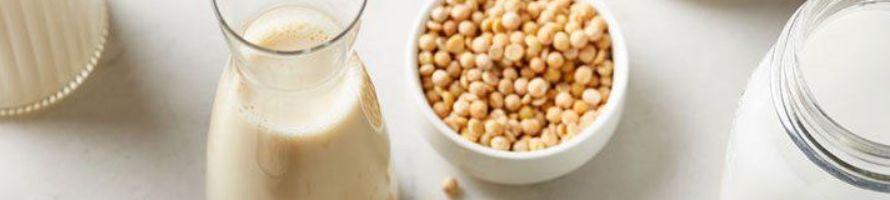 7 – حليب الصويا Soy Milk
