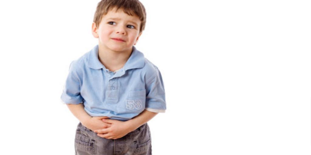 آلام البطن بسبب الإسهال عند الأطفال