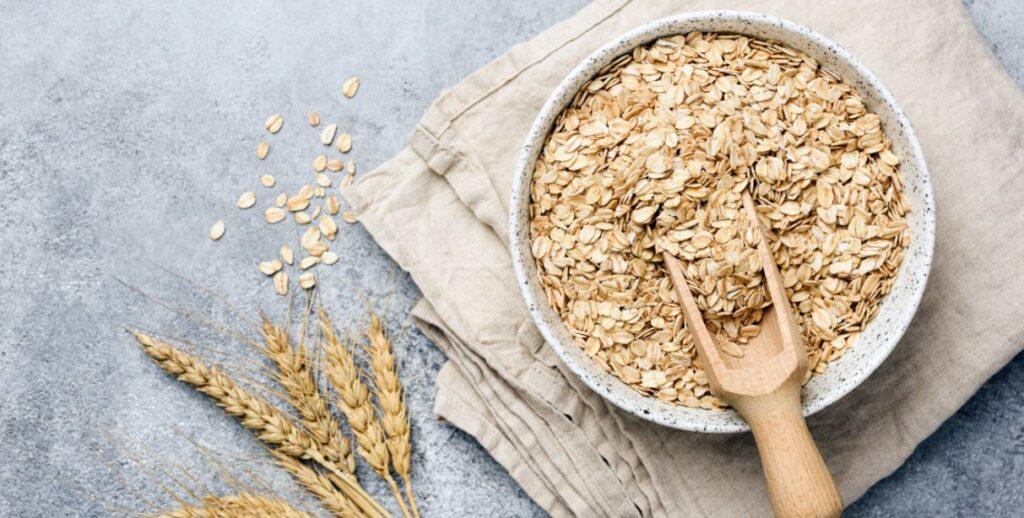 الفرق بين الشوفان والقمح