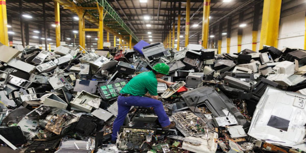 النفايات الإلكترونية