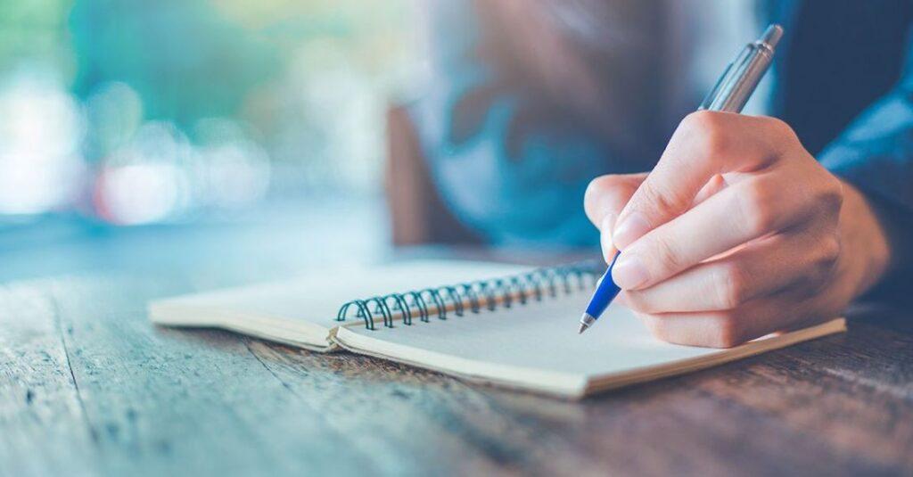تفريغ الطاقة السلبية بالكتابة