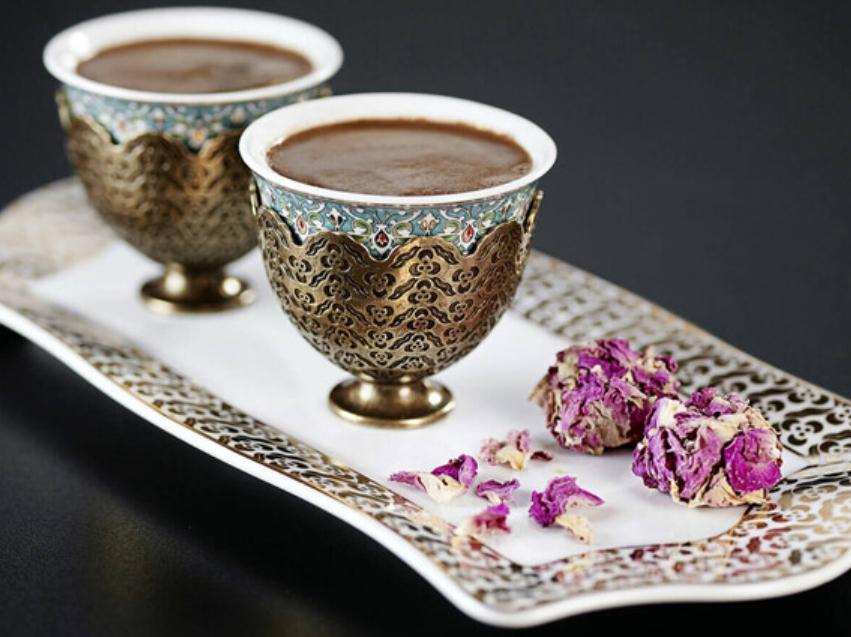 أسرار القهوة العربية