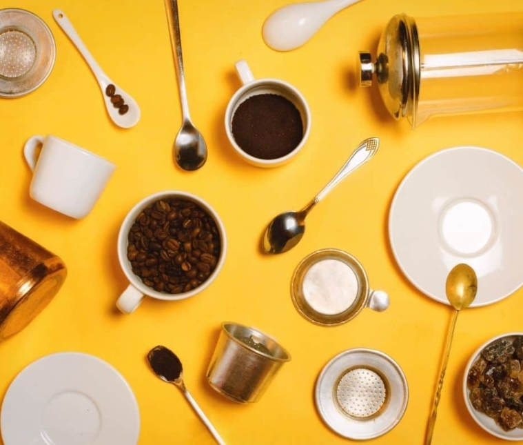 أهم 10 نصائح لتصميم ركن القهوة في المنزل