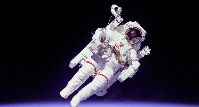 كيف تصبح رائد فضاء