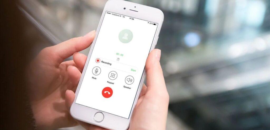 ما هو أفضل 10 تطبيق تسجيل المكالمات للآيفون؟ 1