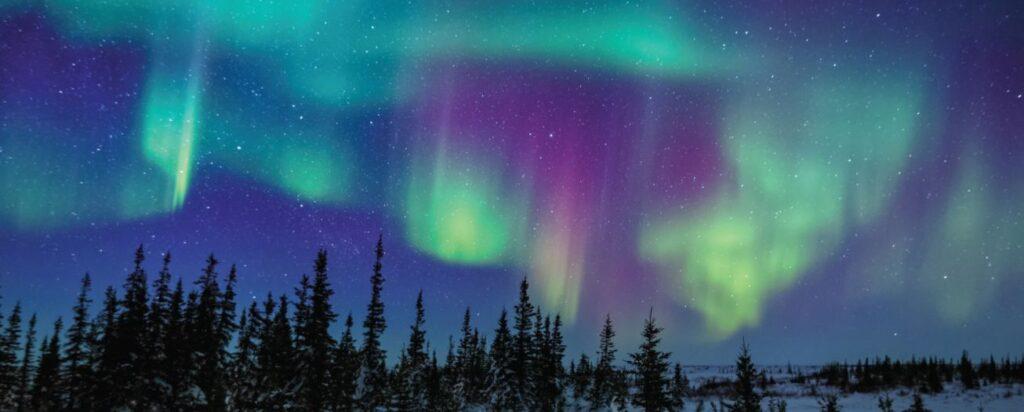 معلومات عن الشفق القطبي