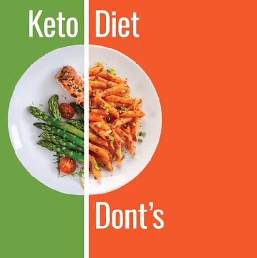 10 أنواع غير متوقع من الأكل الممنوع في نظام الكيتو
