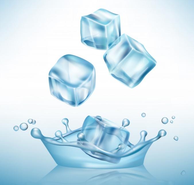 22 فائدة لكمادات الماء البارد ..