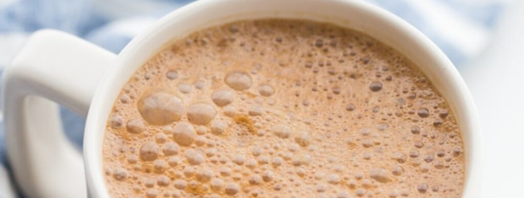 3 – قهوة فرنسية بالحليب Café au Lait