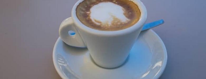 5 – القهوة الفرنسية بالبندق Café Noisette