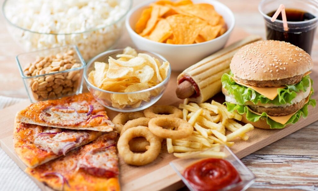 الأطعمة المسببة لغازات المعدة والتشجؤ