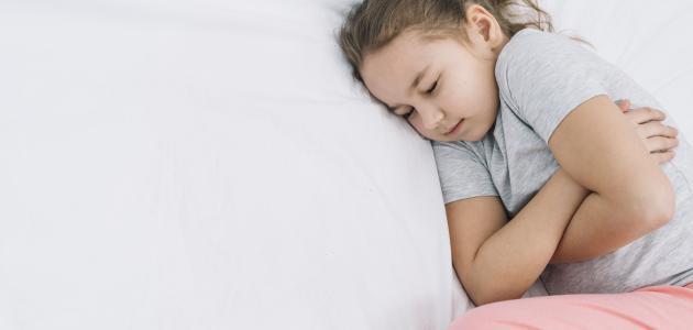 التهاب الأمعاء عند الأطفال