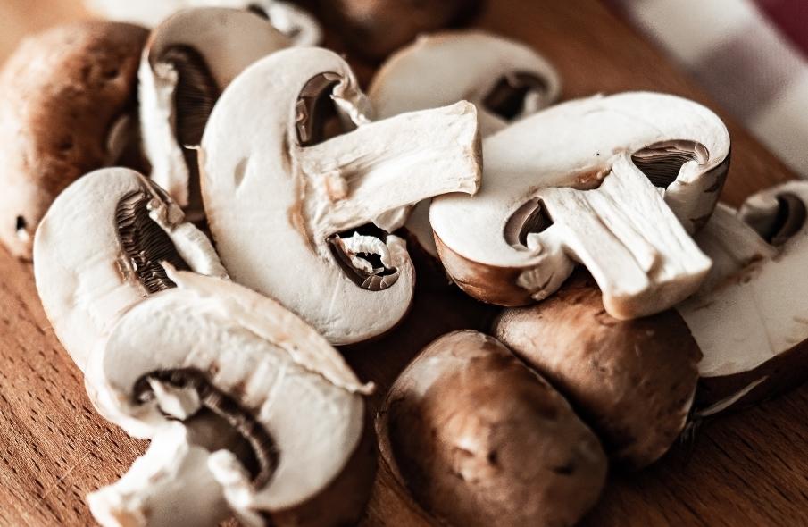 القيمة الغذائية للفطر الأبيض1