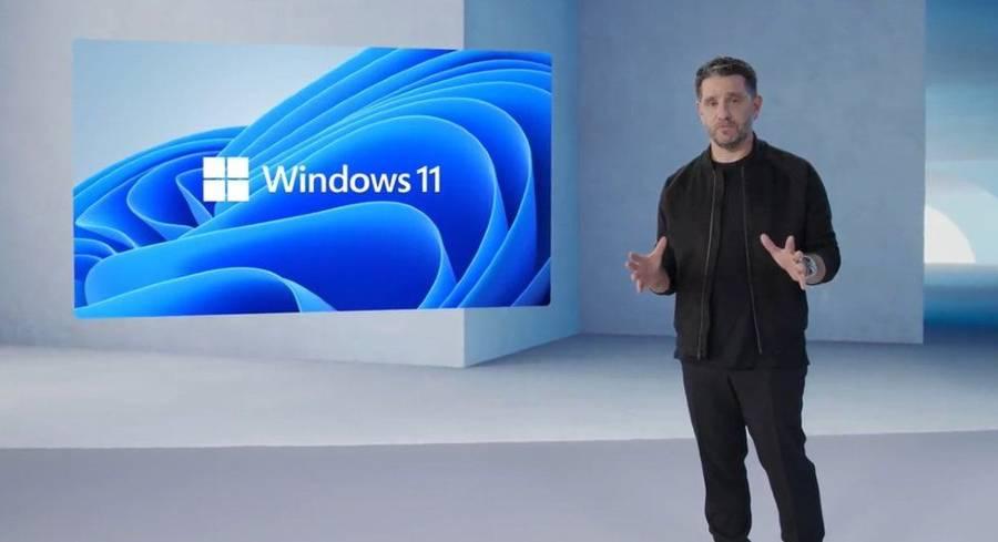حدث إطلاق نظام التشغيل ويندوز 11