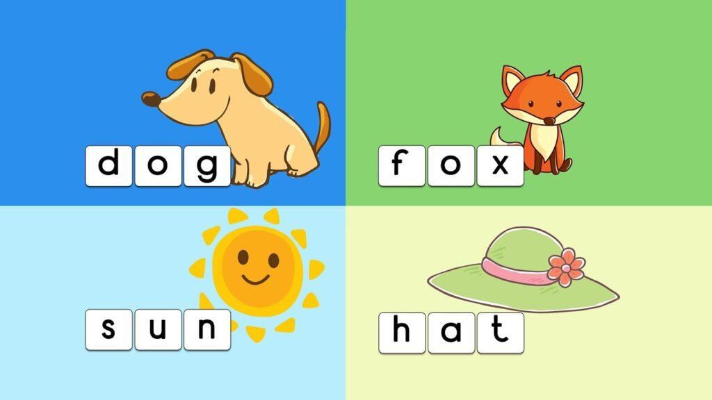 تعلم طريقة حفظ الكلمات الإنكليزية للأطفال