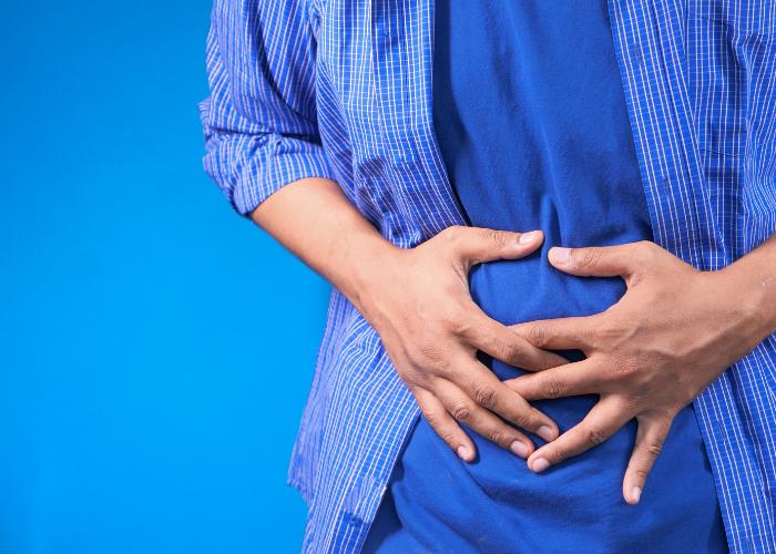 من اعراض جرثومة المعدة