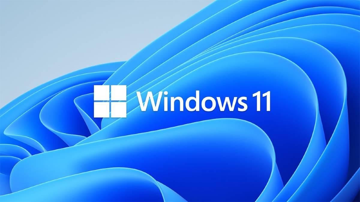 نظام ويندوز 11 الذي أطلقته شركة مايكروسوفت في عام 2021