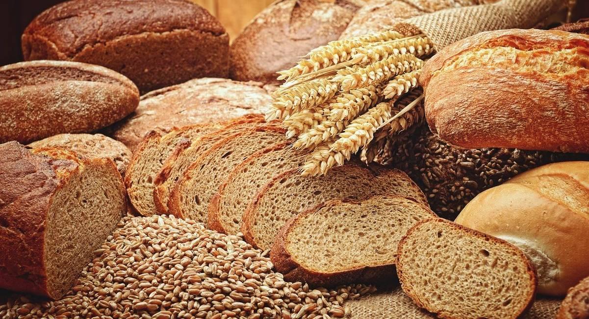 أنواع خبز بذور الكتان