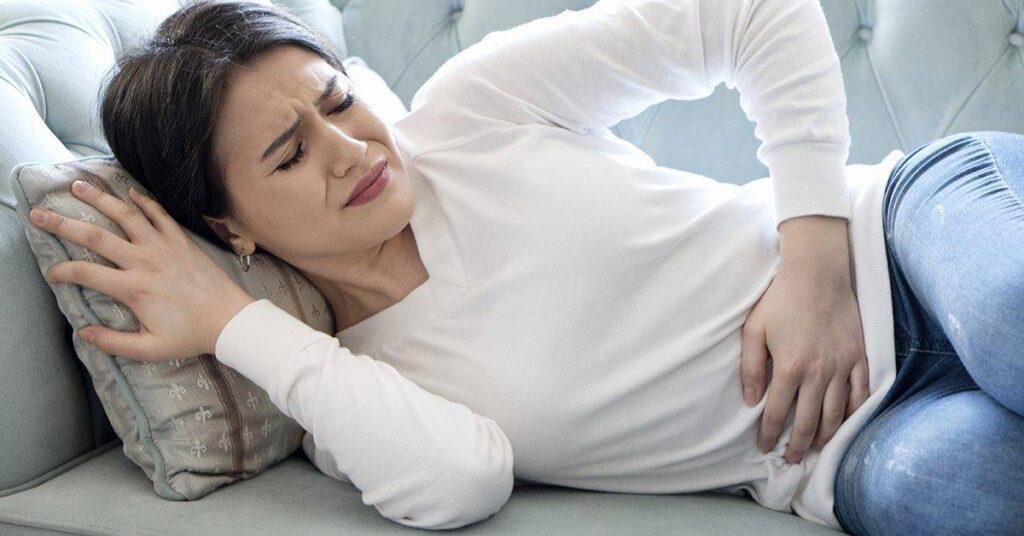 من أعراض التهاب المعدة