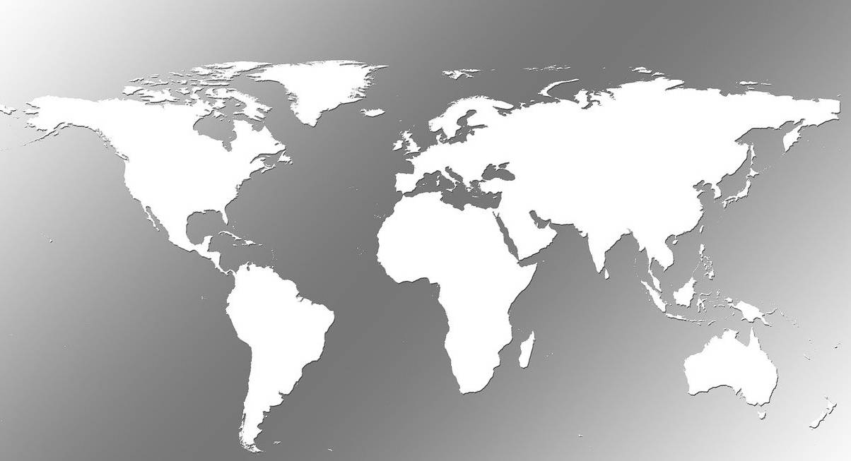 أكبر القارات بالمساحة