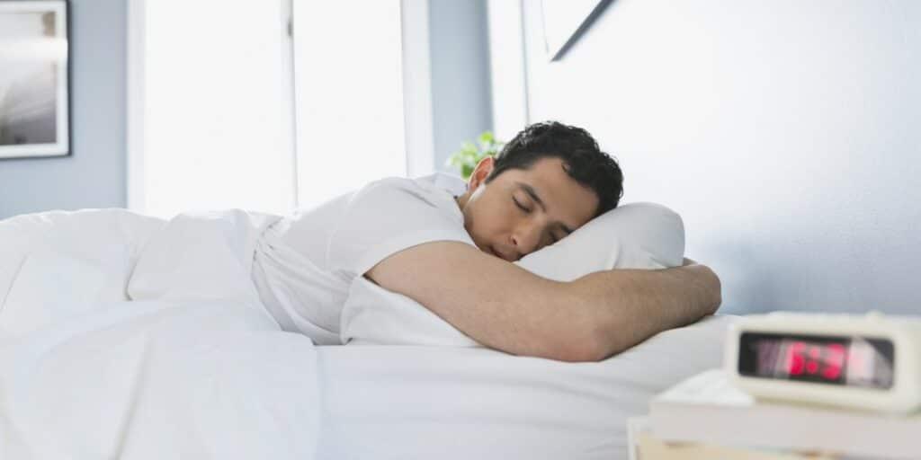 النوم الكافي للاكتئاب