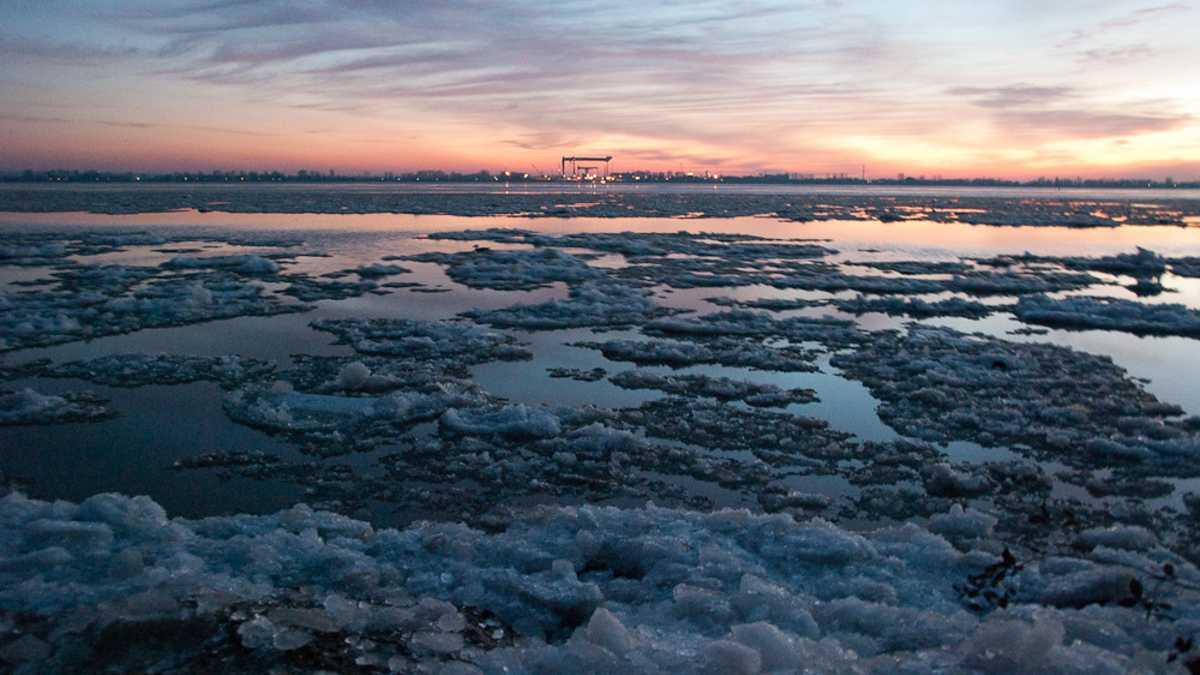 تأثير تغير المناخ على البيئة