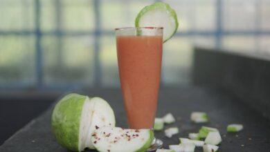 فوائد عصير الجوافة