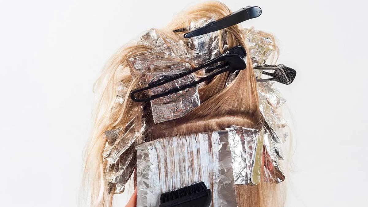 هل يمكن صبغ الشعر بعد البروتين أم يجب أن تقوم بذلك قبله؟